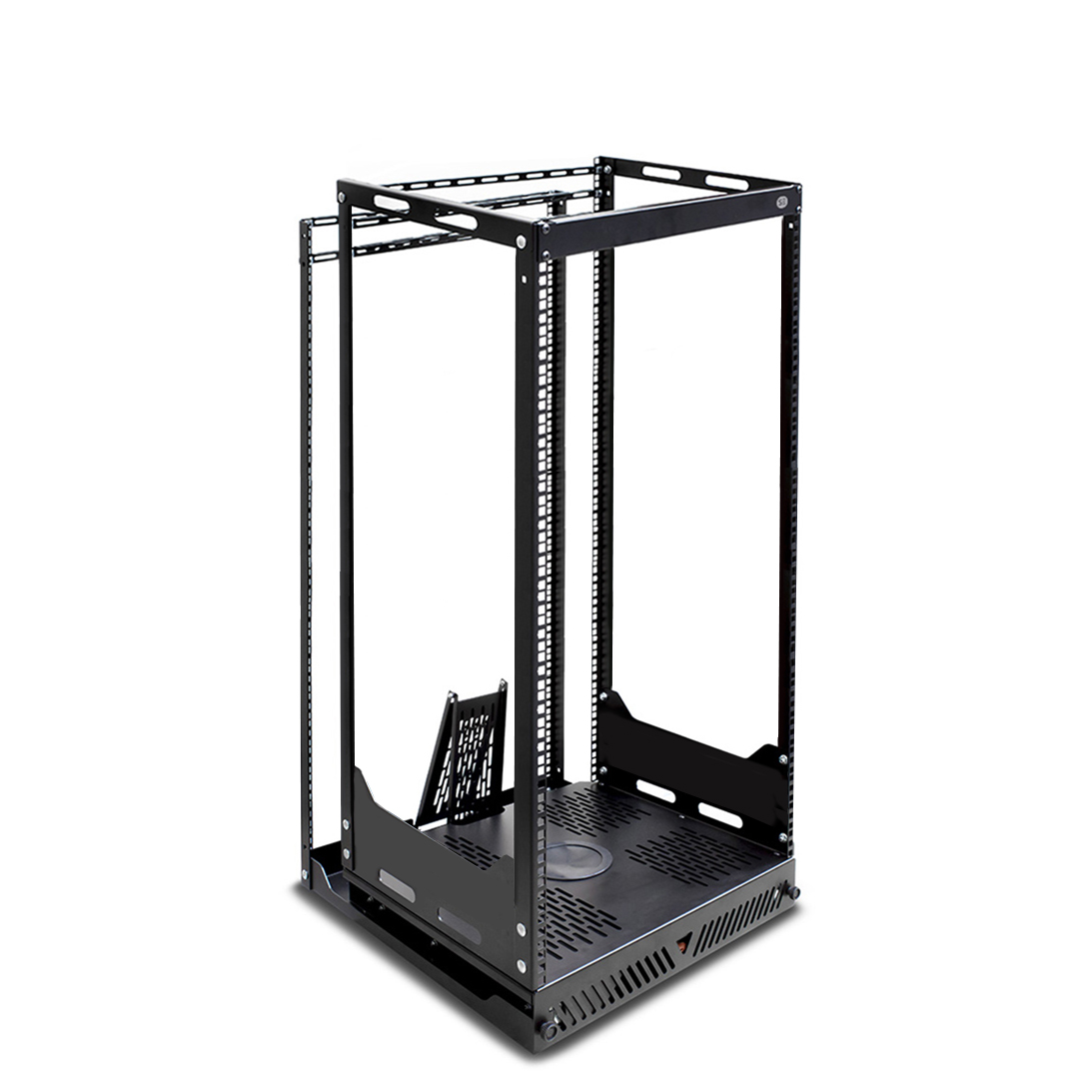 Serveredge 24RU Slide & Swivel Server rack
