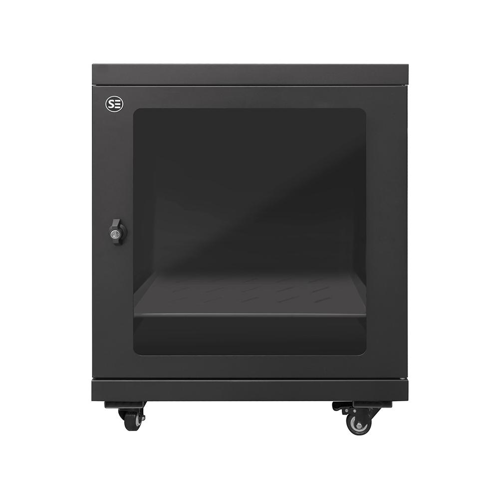 Pre Assembled Kitchen Cabinets Online: Serveredge 12RU 600mm Wide & 550mm Deep Fully Assembled
